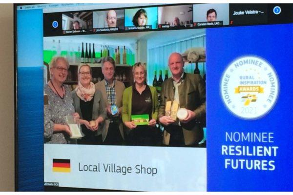 """""""Gemeinsam stark sein"""" und """"Rural Inspiration Award"""""""